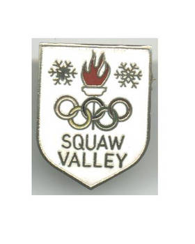 1979 US Squaw Valley Winter Olympic bid pin 2