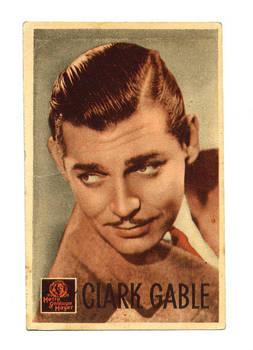 Vintage MGM Movie Star Clark Gable postcard R