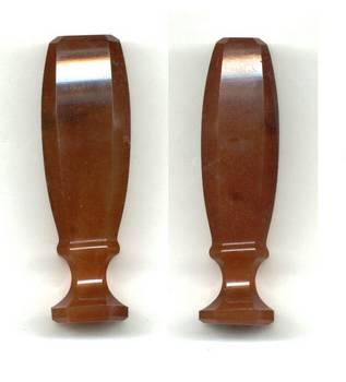 Antique Carnelian wax seal handle NICE