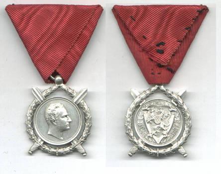 1887 Bulgaria Royal Ferdinand Merit order N3