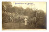 WWI Bulgaria field Army theater postcard RARE