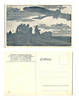 WWI Germany aviation patriotic postcard NICE