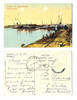1911 Bulgaria Royal Black Sea Port postcard R