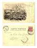 1899 German Royal Turkey postcard Mosque NICE