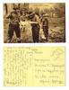 WWI Romania Royal Scouts Org photo postcard R