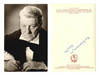 Vintage French Movie Star Jean Gabin postcard
