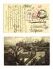 WWI Germany Aviation Pilot school postcard RR