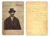 1921 Socialist Henry Barbusse autograph photo