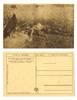 WWI Serbia Dead Soldier propaganda postcard 2