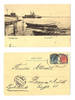 1901 Denmark Royal NAVY Fredericia postcard !