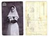 WWI Bulgaria Queen Eleonore NURSE postcard R
