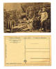 WWI Serbia Anti airplane cannon unit postcard