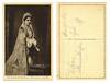 WWI Montenegro Royal Queen Zorka postcard RR
