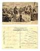 1912 Bulgaria vs Turkey Tchataldja postcard !