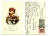 1907 Bulgaria King Ferdinand PRINCE postcard
