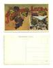 Bulgaria occupied Turkey Greeting postcard RR