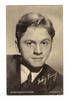 Vintage MGM Movie Star Mickey Rooney postcard