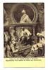 King Ferdinand Mrkvicka painting postcard RR