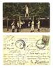 1909 Germany early Gymnastics postcard NICE