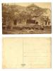 1876 Bulgaria Turkey war skulls postcard RARE